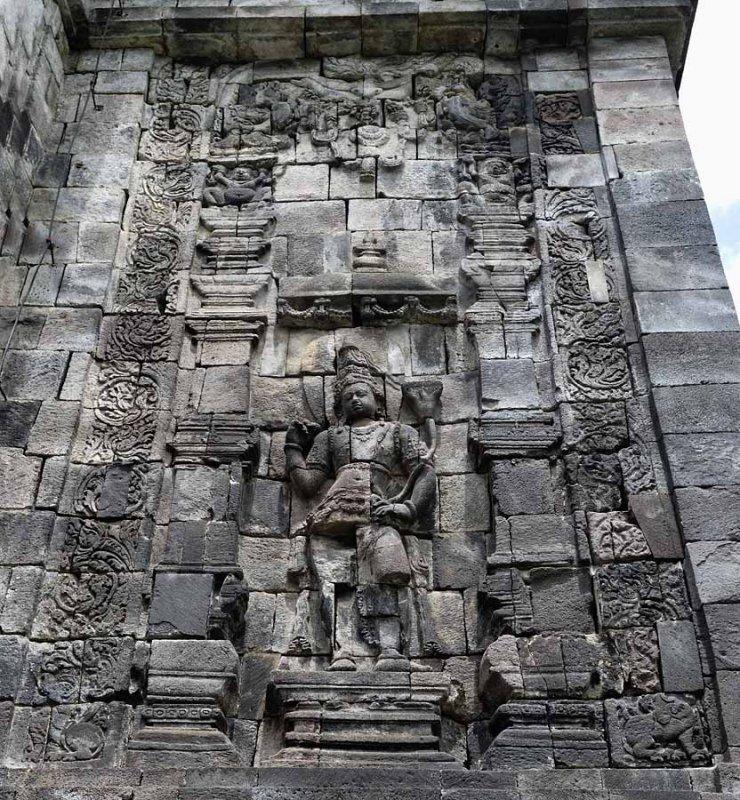 Mendut Temple - Candi Mendut