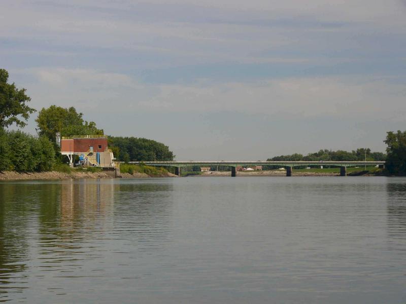 Eddyville Bridge