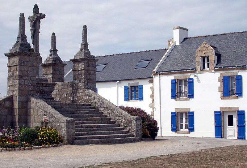 Rivière dEtel - Calvaire de Saint-Cado