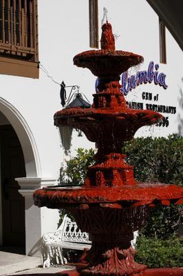 Columbias fountain