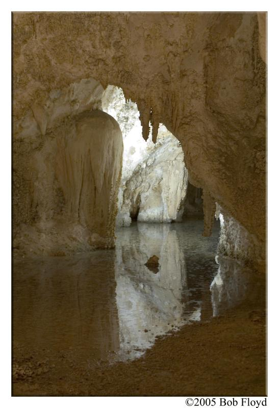 Cave within the Cave