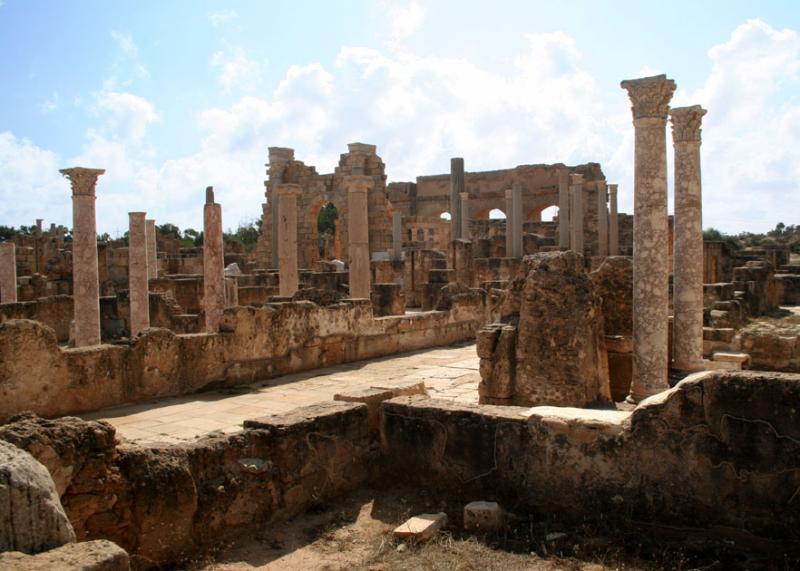 Hadrianic Baths