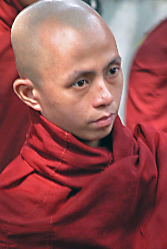 Mahagandhagon monk