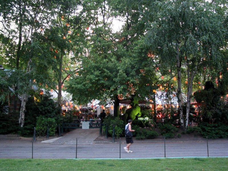 Tavern On The Green, NYC