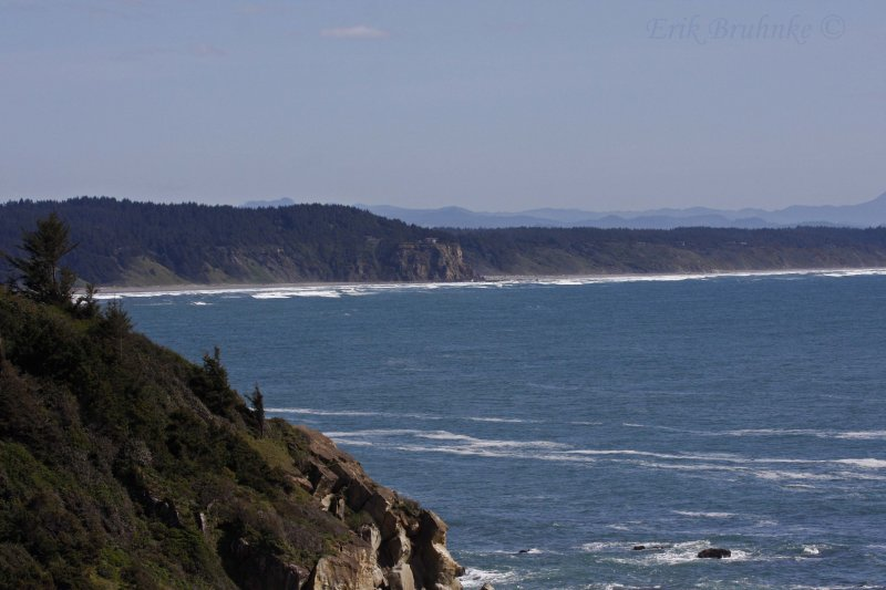 View from Cape Arago State Park