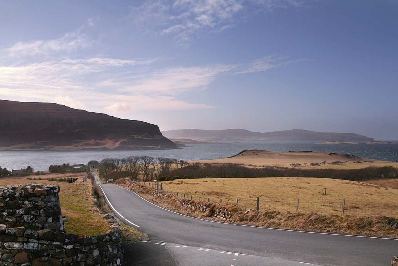 Road on Skye