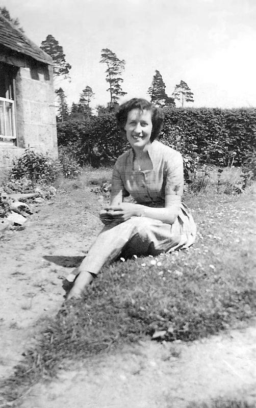 Margaret Calder My Mother