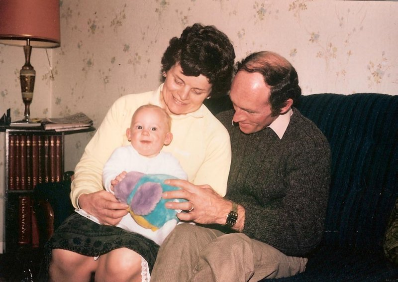 Michael, Mary and Gordon