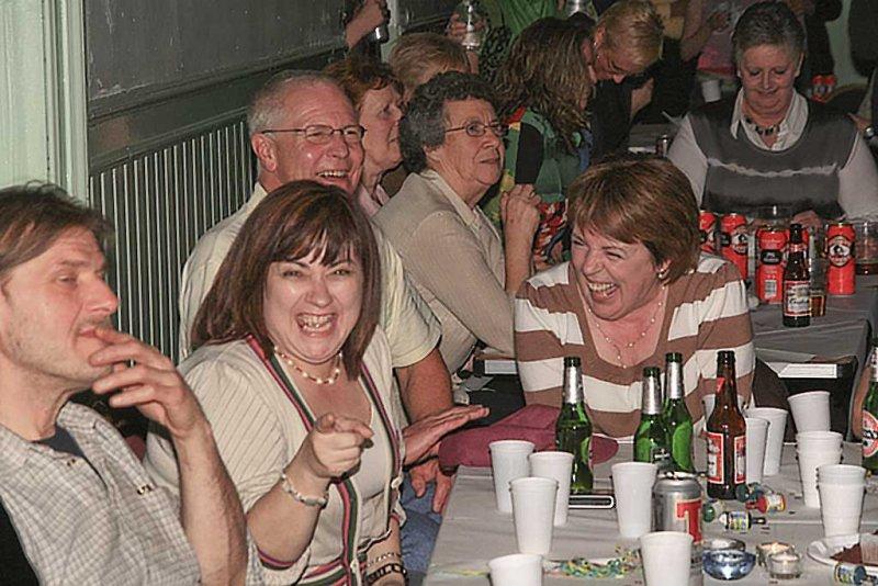 Gillys 60th birthday 06 April 2008