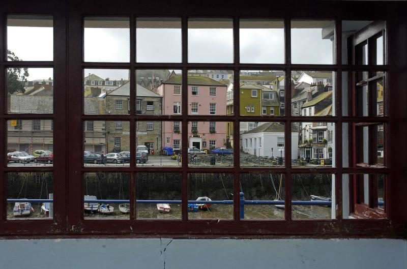 View from the Quayside Shelter
