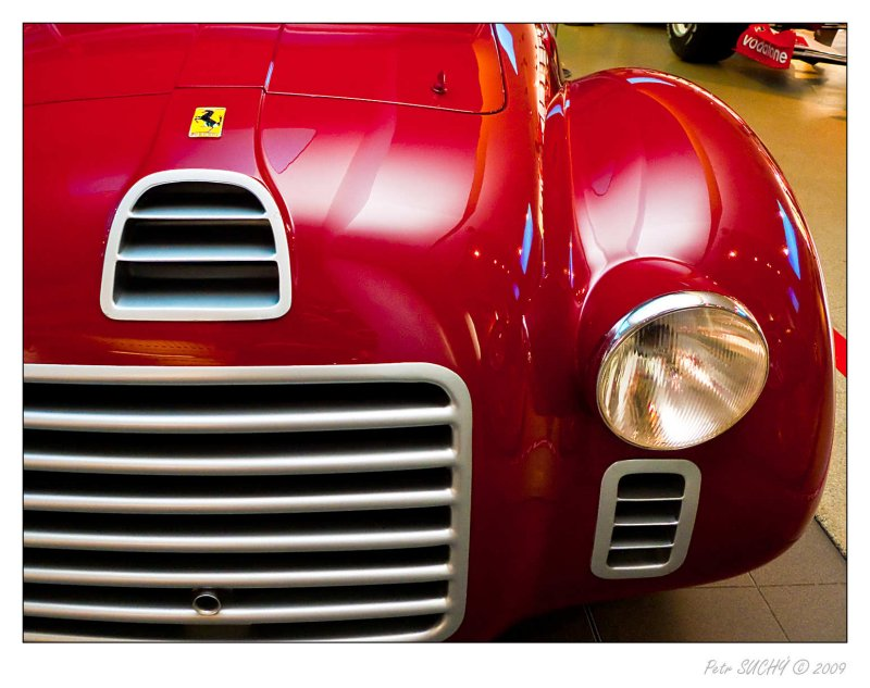 From Galleria Ferrari
