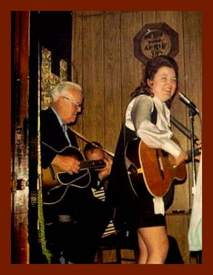 Playing music at the Little Shamrock in San Francisco