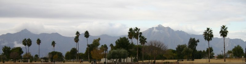 Panorama from the Park