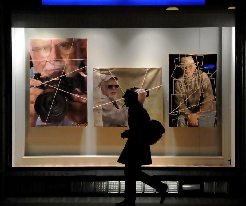 Ed Goodnights Vitrine :)~