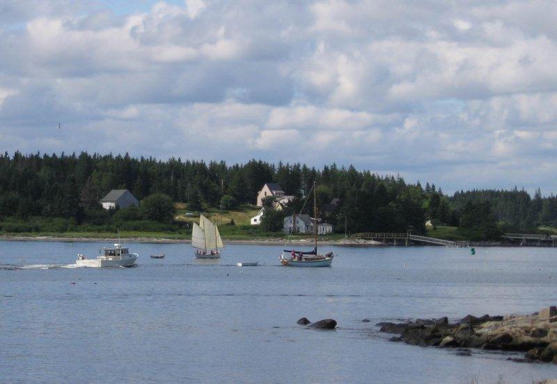 Quintessential Maine Coast