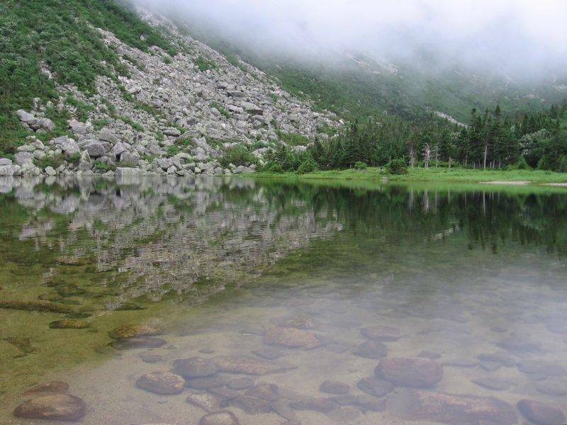 Katahdins Chimney Pond #7158