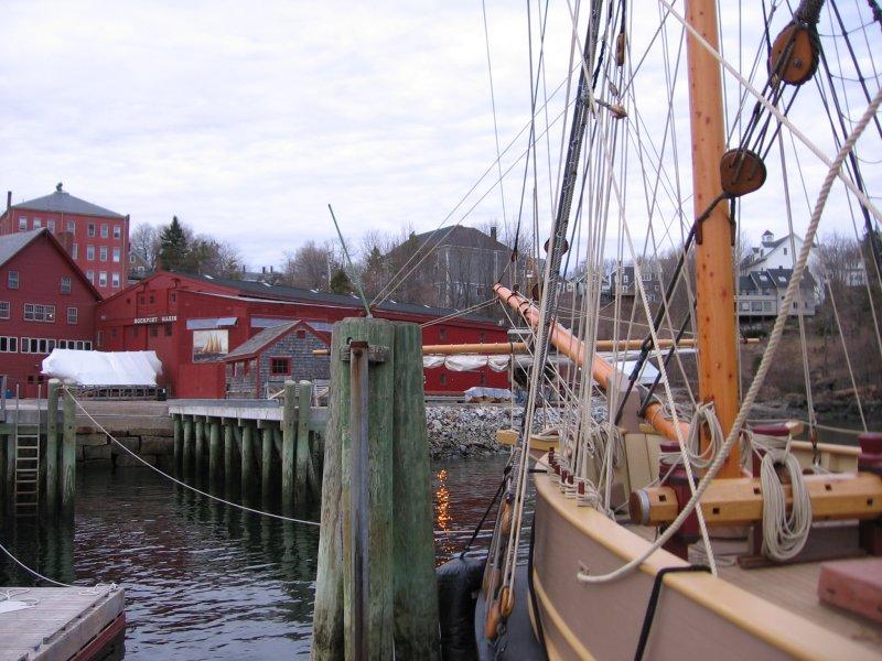 Rockport Marine from Godspeed