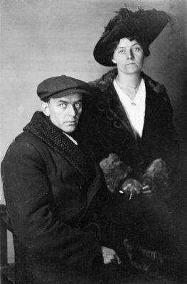 William Michael Helmick and Grace Metsgar (Helmick)