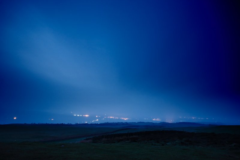 20090506 - Wensley by Night