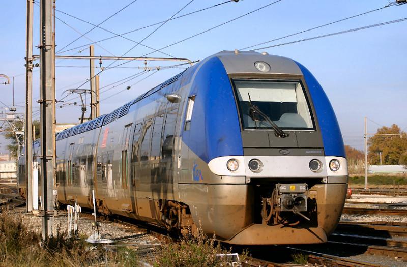 A modern Z.27500 at Avignon depot.