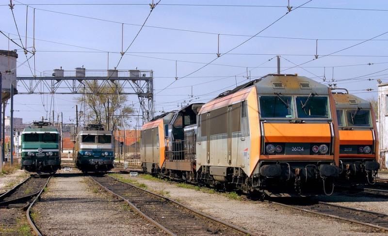 Avignon depot.