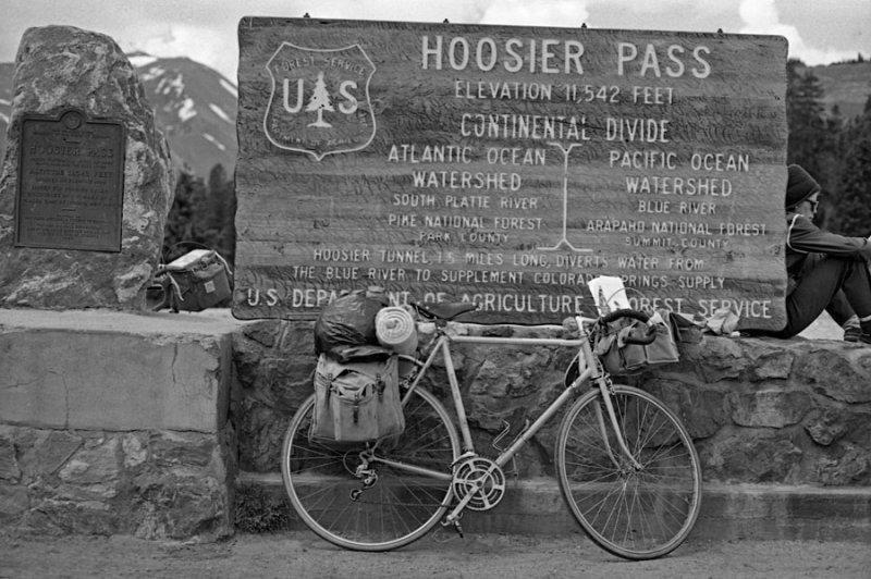 Hoozier Pass, elevation 11.542 feet