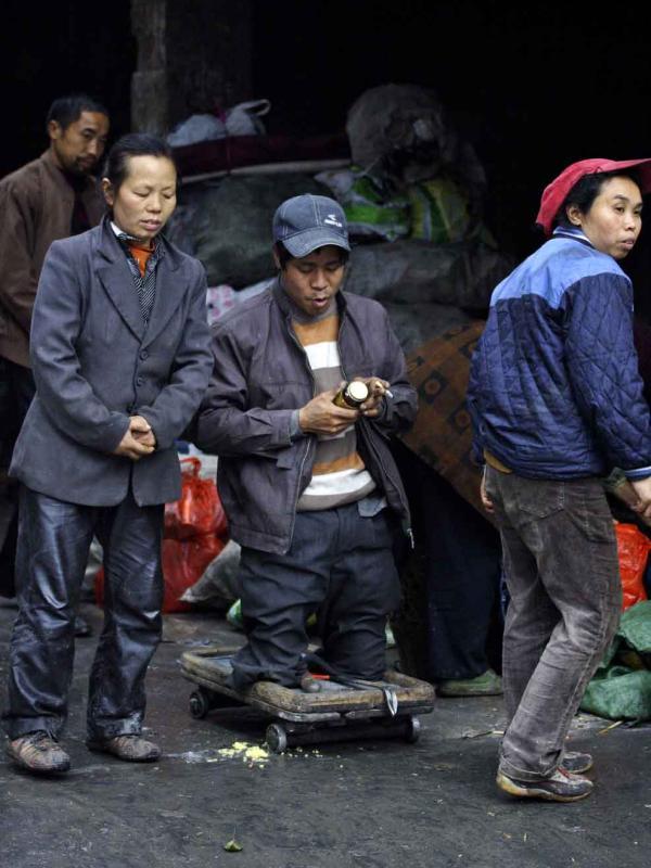 Still standing. Jishou City, China.