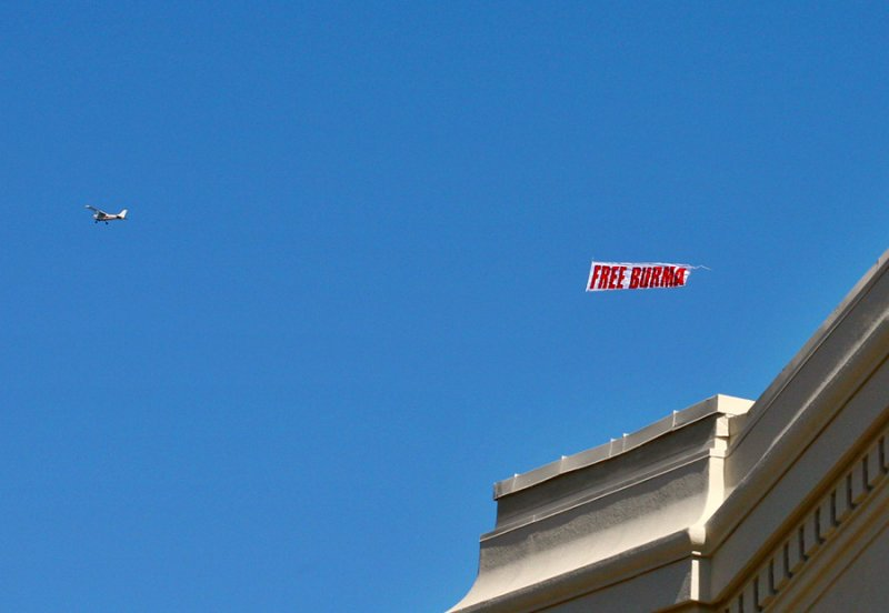 Free Burma.