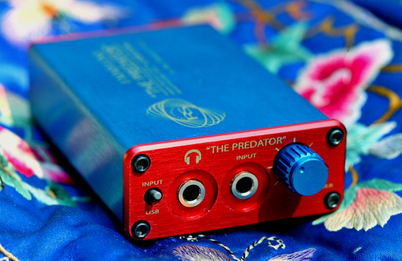 RSA headphone amp/usb dac.