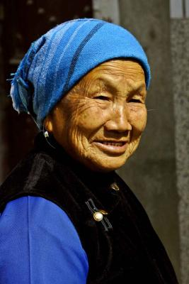 Bai elder Dali China .jpg