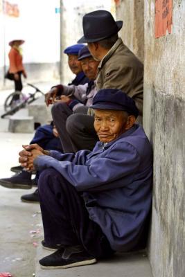 Elder men in Dali China .jpg