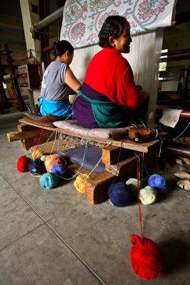 Carpet weaver.