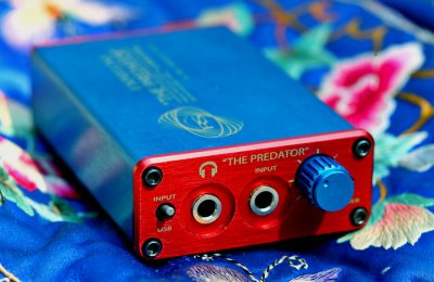 RSA headphone amp/usb dac.