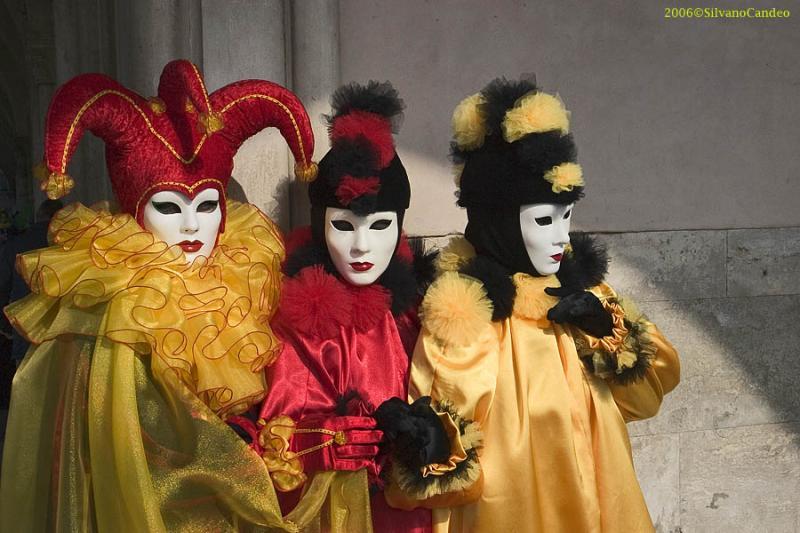 Hannelore, Cristha and Helga