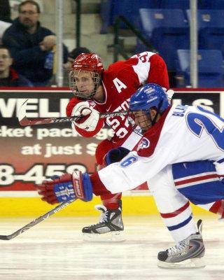 Hockey East 2007: BU at UMass Lowell