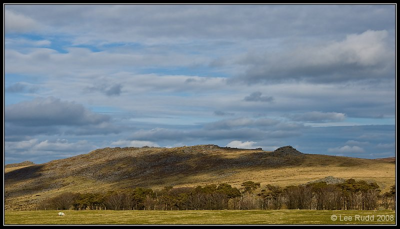Belstone and Higher Tor