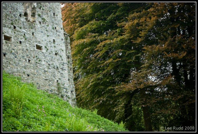 Castle Contrasts