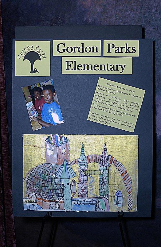 Gordon Parks Fundraiser 2006.