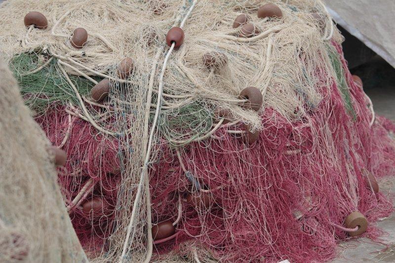 Fishing Nets at Javea