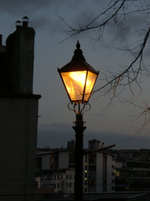 Brandon Hill Lantern
