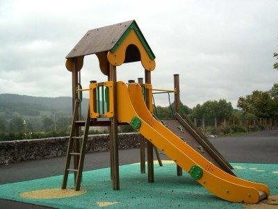 Playground in Polminhac 2005