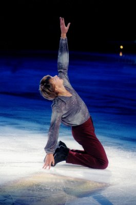 Ilia Kulik,  Olympic Champion