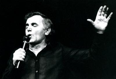 Charles Aznavour 1984