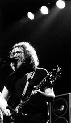 Jerry Garcia 1983