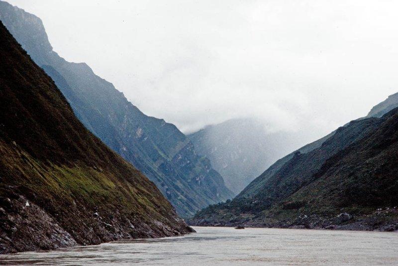 Xiling Gorge? Yangtze River