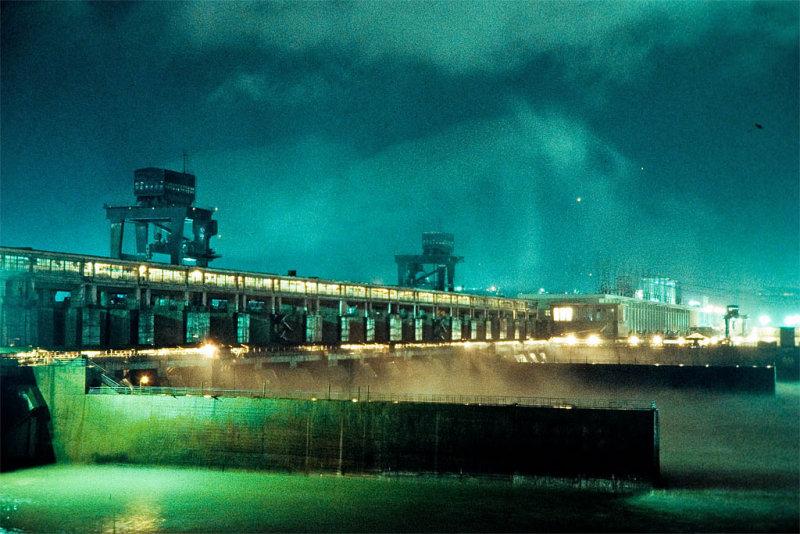 Yichang (Ichang)? hydroelectric plant