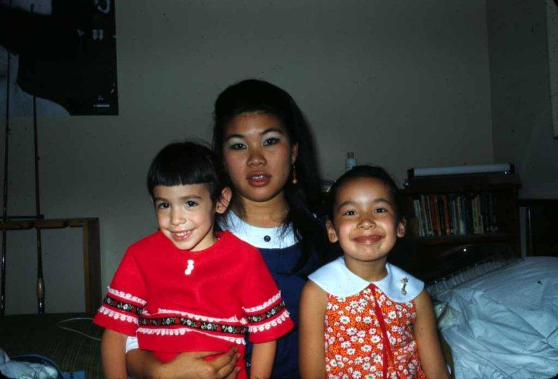 Ava, Erica and Lisa