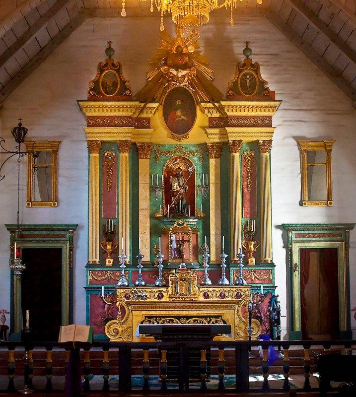 Main Altar of Mission of the Glorious Patriarch Saint Joseph Mission San Jose _MG_8882.jpg