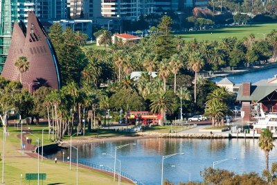 Perth Foreshore - After