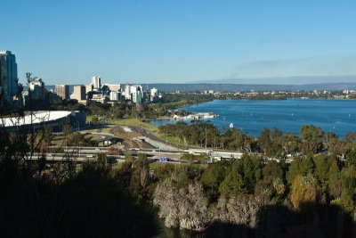 Perth Foreshore - Before